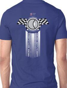 Steve McQueen 12 Hours of Sebring 1970 Team Tribute Unisex T-Shirt