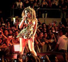 Beyoncé Live #2 by unstoppabls