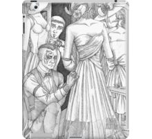 The Groom iPad Case/Skin