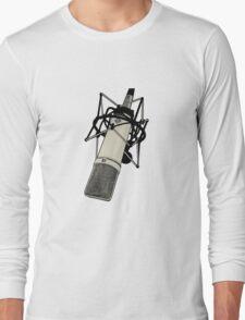 Neumann U87 Microphone Long Sleeve T-Shirt