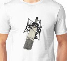 Neumann U87 Microphone Unisex T-Shirt
