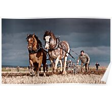 Scottish Ploughing Championships 2011 Poster