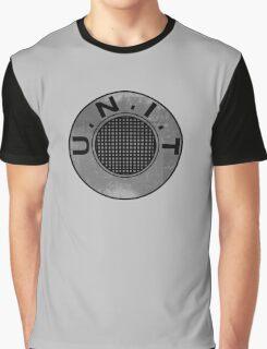 U.N.I.T  Graphic T-Shirt