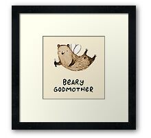 Beary Godmother Framed Print