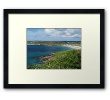 From Crohy Head 3 Framed Print