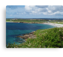 From Crohy Head 3 Canvas Print