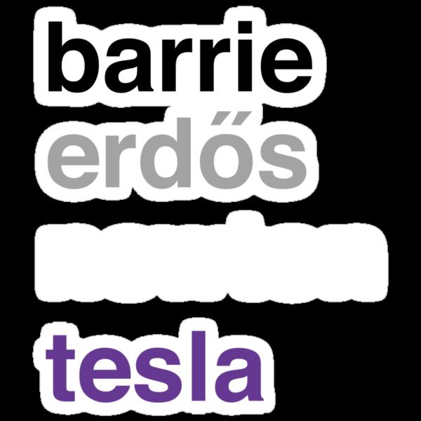 barrie erd?s newton tesla by prospero