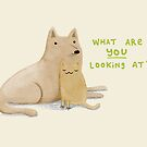 What Are YOU Looking At? by Sophie Corrigan