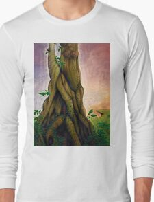 TreeNess Long Sleeve T-Shirt