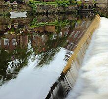 Edge of Calm Waters by John Dunbar