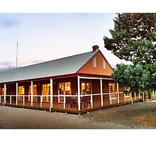 Mungo Lodge Photographic Print