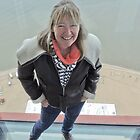 Friend Atop Blackpool Tower by TheWalkerTouch