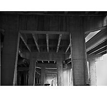 CONCRETE CATHEDRAL Photographic Print