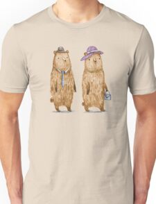 Bear Couple Unisex T-Shirt