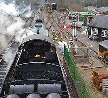 Watercress Steam Railway by AngieD3100