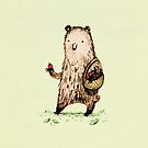 Apple Pickin' Bear by Sophie Corrigan