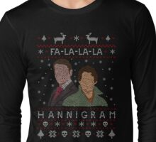 FA - LA - LA - LA... HANNIGRAM Long Sleeve T-Shirt