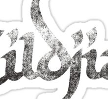 Zildjian (Vintage) Sticker