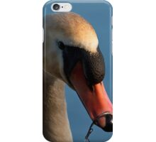 Tickle my nose with a feather iPhone Case/Skin