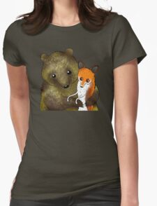 Timothy & Foxy Womens Fitted T-Shirt