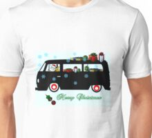 Santa Bay Bee Unisex T-Shirt