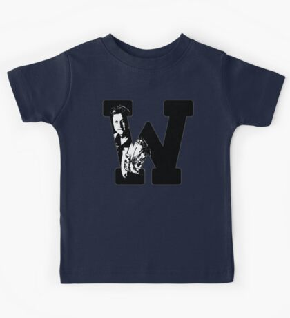 W is for Wash Kids Tee