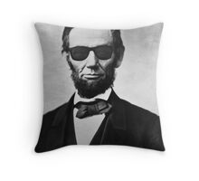 Lincoln's Way Throw Pillow
