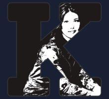 K is for Kaylee Kids Tee