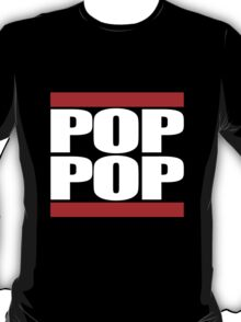 POP POP - Magnitude 'Community' (RUN DMC Parody) T-Shirt