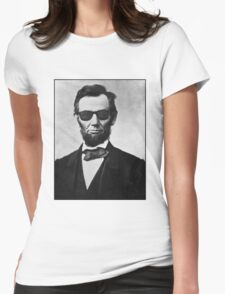 Lincoln's Way Womens Fitted T-Shirt