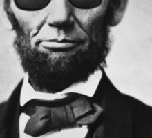 Lincoln's Way Sticker