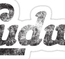 Ludwig (Classic Logo)  Sticker