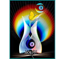 Morph Photographic Print