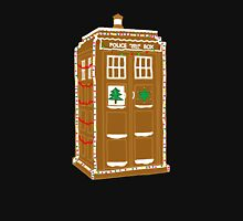 Gingerbread Tardis Unisex T-Shirt