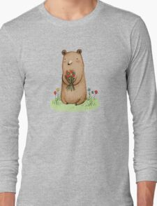 Bear Bouquet Long Sleeve T-Shirt