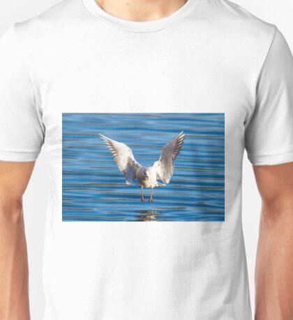 Black-headed gull (Chroicocephalus ridibundus)  Unisex T-Shirt