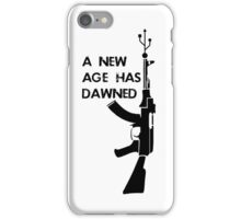 New Age - New Technology iPhone Case/Skin