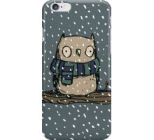Chilly Owl iPhone Case/Skin
