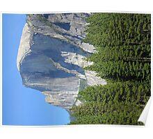 Half Dome- Yosemite Poster