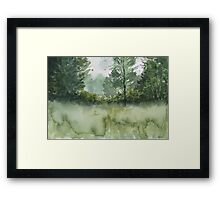Plein Air 1 Framed Print