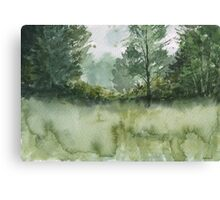 Plein Air 1 Canvas Print