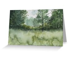 Plein Air 1 Greeting Card