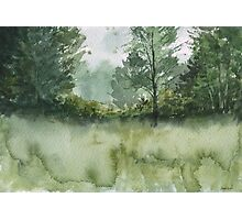Plein Air 1 Photographic Print