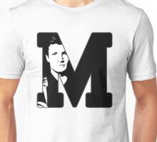 M for Mal Unisex T-Shirt
