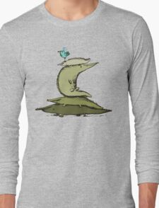 Croc Totem Long Sleeve T-Shirt