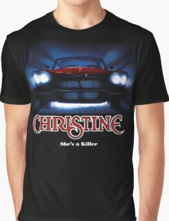 Awesome Movie Car Christine Graphic T-Shirt
