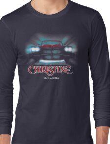 Awesome Movie Car Christine Long Sleeve T-Shirt