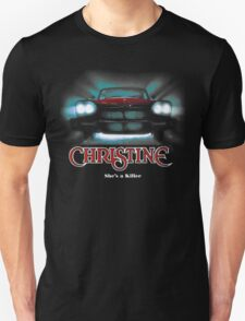 Awesome Movie Car Christine Unisex T-Shirt