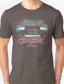 Awesome Movie Car Christine Unisex T-Shirt