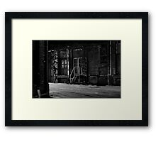 Explore the night # 1 Framed Print